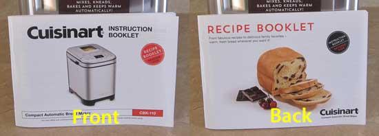 Cuisinart Cbk 110 Bread Maker Review